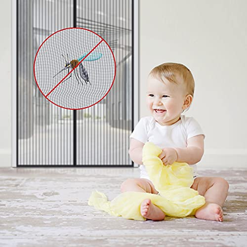 FORTRY Contrapuertas con mosquitera