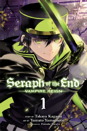 Seraph of the End, Volume 1: Vampire Reign: 01