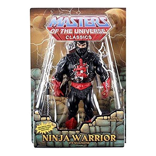Mattel MOTUC Masters of the Universe Classics Action Figure Ninja Warrior