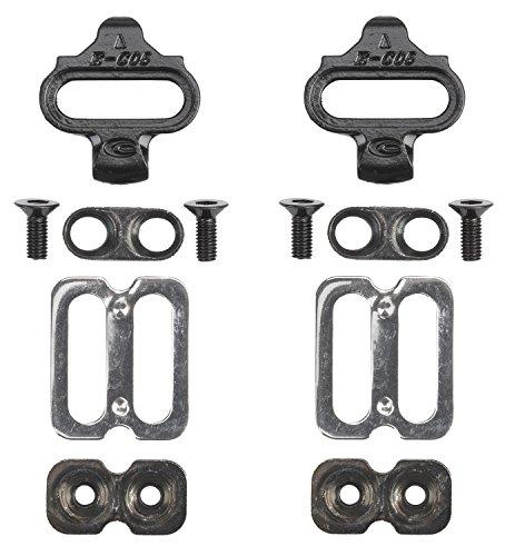 Exustar 311796 - Set de Accesorios para Pedales de Bicicleta