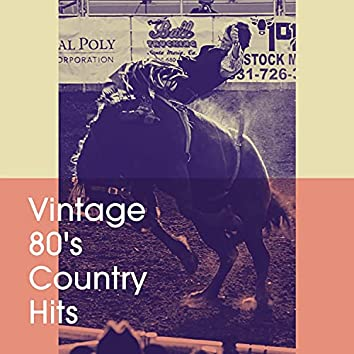 Vintage 80's Country Hits