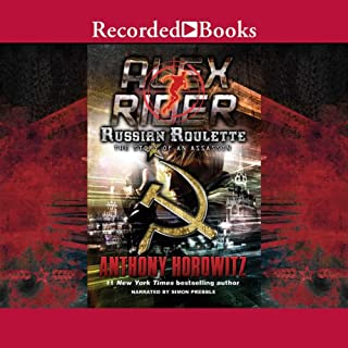 Russian Roulette: An Assassin's Story audiobook cover art