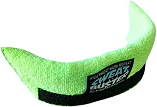 Sweat Buster Helmet Sweatband - Road, Cycling, MTB, Mountain Climbing or Any Shell Type Helmet - Simple Removal for Washing - Extra Comfortable & No Drips