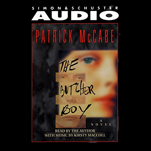 The Butcher Boy audiobook cover art