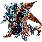 Niños Transformando Robot Cars Juguetes Transformers Transformers King Kong Movie 5 Calamity Dragon Knight Versión ampliada Boy Child Modelo Favorito Del Niño, Cumpleaños Presente para niños de 7 a 14