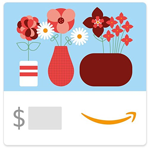 Amazon eGift Card - Flowers Just Because