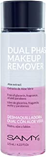 SAMY Dual Phase Makeup Remover
