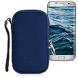 kwmobile Handytasche für Smartphones L - 6