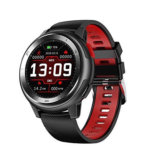 YZY 2019 Smart Watch, fitnessarmband activiteitstracker met hartslag- en slaapmonitor, gezondheidsarmband met stappenteller-horloge voor vrouwen en mannen