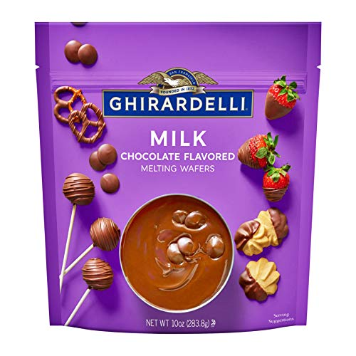 Ghirardelli Melting Milk Chocolate Wafers