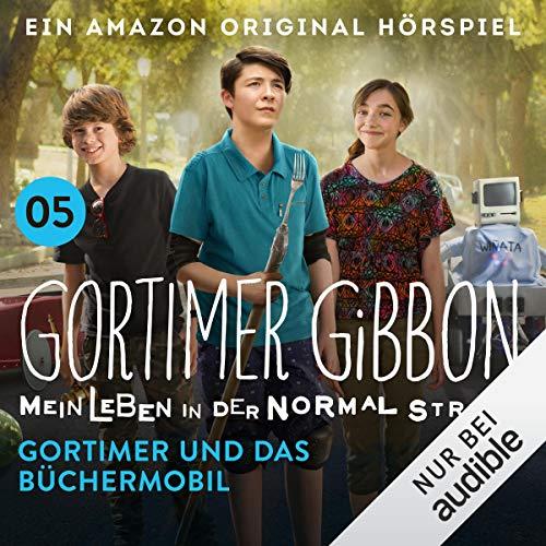 Gortimer und das Büchermobil Titelbild