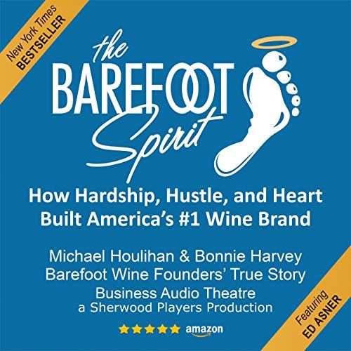 The Barefoot Spirit audiobook cover art