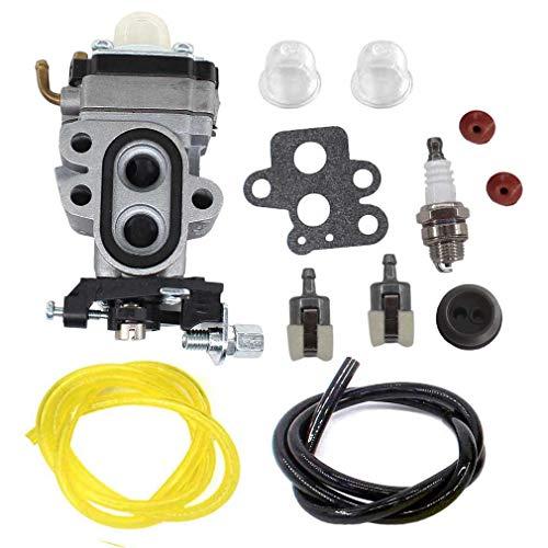 AISEN Carburetor for 4810-81001 WYA-53-1 WYA-132 RedMax BCZ3060TS BCZ2400S BCZ2500 EZ25005 GZ25N14 GZ25N23 Trimmer Brush Cutter Blower BCZ2600SW BCZ2500S BCZ2460S BCZ2600 HBZ2601 Carby String Trimmer