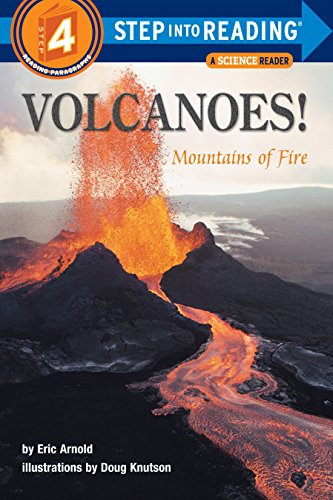 Volcanoes!: Mountains of Fire (Step Into Reading. Step 4 Book.)の詳細を見る