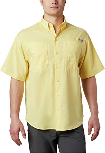 Columbia Sportswear Hommes's Big and Tall Tamiami II manche courte Shirt, Sunlit, 1X