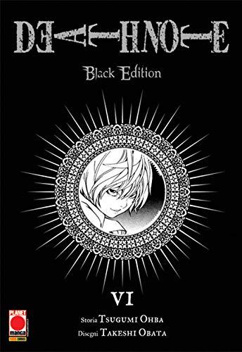 Death Note. Black edition (Vol. 6)