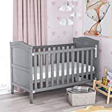 Best Cots - Solid Wooden Baby Cot Bed Toddler Junior Bed Review