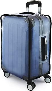 PrimeMatik - Funda impermeable y protector de equipaje de 26