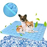 Best Cooling Pad For Dogs - Pet Dog Cooling Mat Pad for Dogs Cats Review