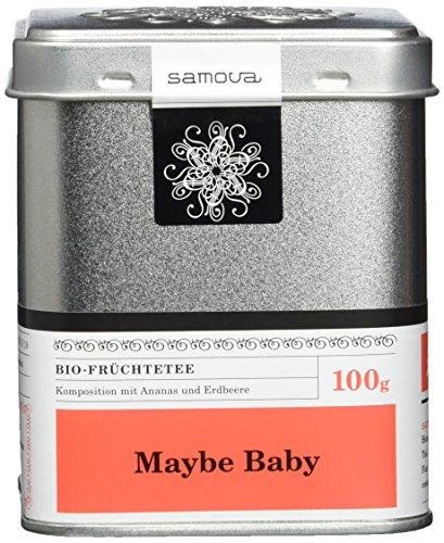 Samova Maybe Baby - Bio-Fruchtmischung 100g, 1er Pack (1 x 100 g)