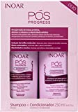 INOAR Duo POS Progress Shampoo und Haarkur Set 250 ml