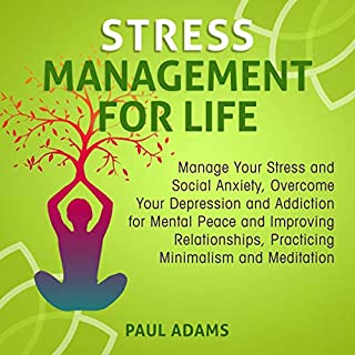 Stress Management for Life audiobook cover art