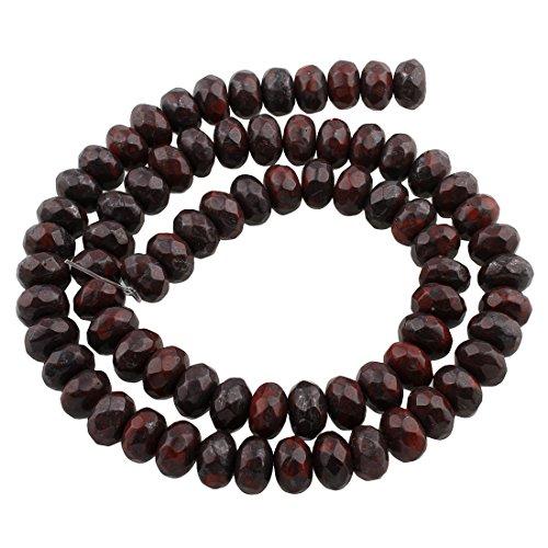 10mm Dark Red 10mm Sweet /& Happy Girls Gemstone Beads Strand Naturel Rond 6/mm Rouge fonc/é Africain Sang Jasper Pierre pr/écieuse de Pierre Semi-pr/écieuses Perles pour Fabrication de Bijoux 38,1/cm