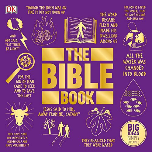 The Bible Book audiobook cover art