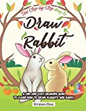 The Step-by-Step Way to Draw Rabbit: A Fun and Easy Drawing Book to Learn How to Draw Rabbits and Hares