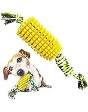 Zabawki do żucia dla psów, szczoteczka do zębów kukurydza zabawki dla szczeniaka czyszczenie zębów patyczka do pielęgnacji zębów dla małych średnich psów szczeniaka pielęgnacja zębów czyszczenie zębów