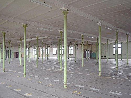 Industrial 14 | series | Lost Places, Fine Art Hahnemühle mit grober, tiefenstarker Oberflächenstruktur - 18 x 24 cm – ungerahmt -