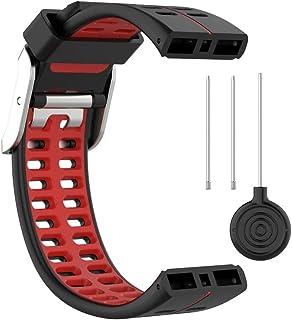 Viesky Alloyseed Bracelet de rechange en silicone pour montre connectée Polar V800