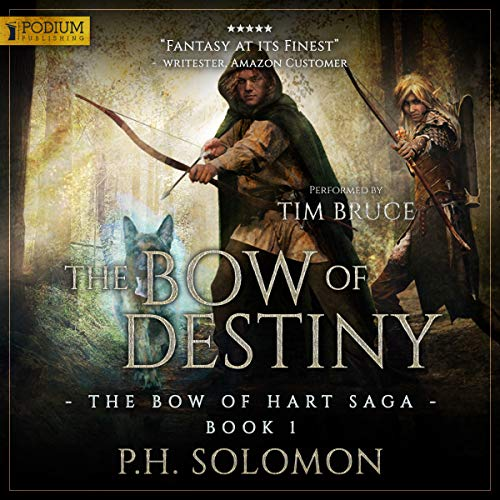 The Bow of Destiny audiobook cover art