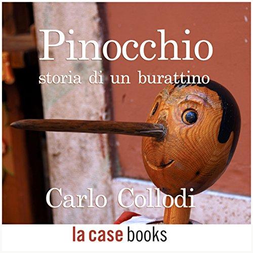 Pinocchio, storia di un burattino copertina