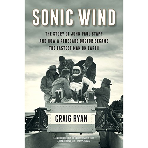 Sonic Wind audiobook cover art