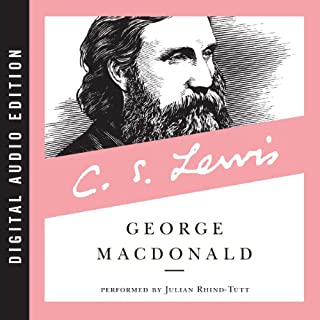 George MacDonald audiobook cover art