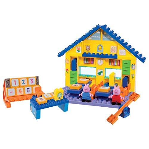 Peppa's School Construction Set