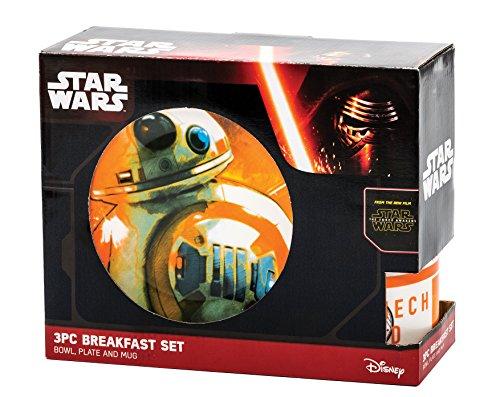 Star Wars 599386031 - Set Desayuno BB-8 Episodio VII