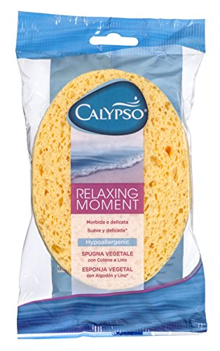 Calypso Body Emotion - Natural Relax - Esponja vegetal