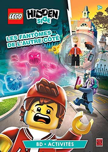 LEGO HIDDEN SIDE LE FANTOME DE L'AUTRE COTE