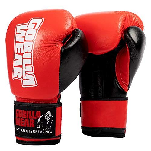GORILLA WEAR Ashton Pro Boxing Gloves - Boxhandschuhe, 10 OZ