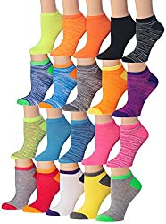 Socks to help keep their footsies warm are great clutter-free stocking stuffers for minimalists.