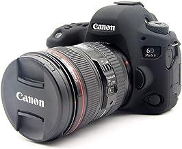 Canon キヤノン PEN EOS 6D2 6D Mark II カメラカバー シリコンケース シリコンカバー カメラケース 撮影ケース ライナーケース カメラホルダー、Koowl製作、外観が上品で、超薄型、品質に優れており、耐震・耐衝撃・耐...