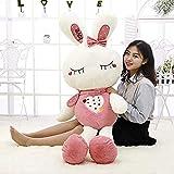 DINEGG Großes nettes Schlafen mit Plüschspielzeug Obst Bunny Liebe Kaninchen Puppe Reis Puppe...