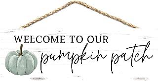 Best welcome to our pumpkin patch door Reviews