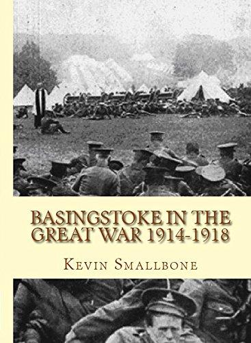 Basingstoke in the Great War 1914-1918 (English Edition)