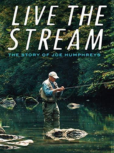Live The Stream The Story of Joe Humphreys product image
