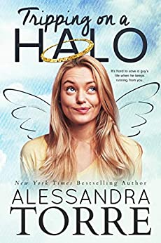 Tripping on a Halo by [Alessandra Torre]