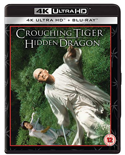 Crouching Tiger, Hidden Dragon [Blu-ray] [UK Import]