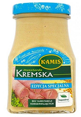 Kamis Senf Kremska sanft 185g
